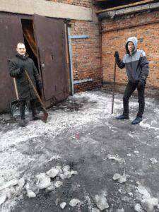 Студенты четвертого курса СПО АлтГУ